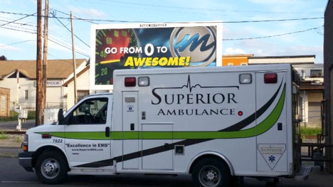 Superior Ambulance Services